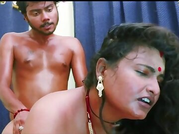 Taabiz Ka Karishma - Hindi - bbw Indian wife surrounding non-professional hardcore